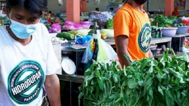 Wakili Sulsel, Pasar Sumpang Minangae Parepare Masuk Nominasi Pasar Aman Award Nasional