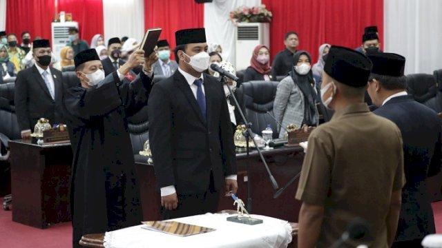 Selamat Bertugas Syukran Kahfi di DPRD Makassar