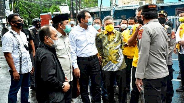 DPP Apresiasi Inovasi Taufan Pawe Besarkan Golkar Sulsel