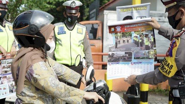 Kasus Kecelakaan Lalulintas di Parepare Turun