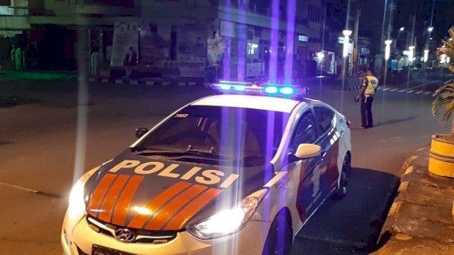 Polisi Rajin Patroli hingga Subuh, Balapan Liar Langsung Hilang