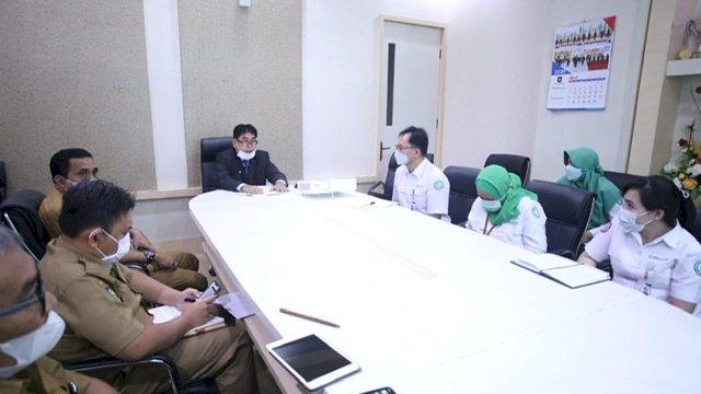 Rakor Program JKN, Berharap Semua Pegawai Tercover Jaminan Kesehatan