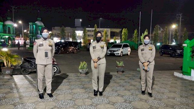 Satpol-PP Sinjai Gelar Patroli dan Pengamanan Selama Ramadhan