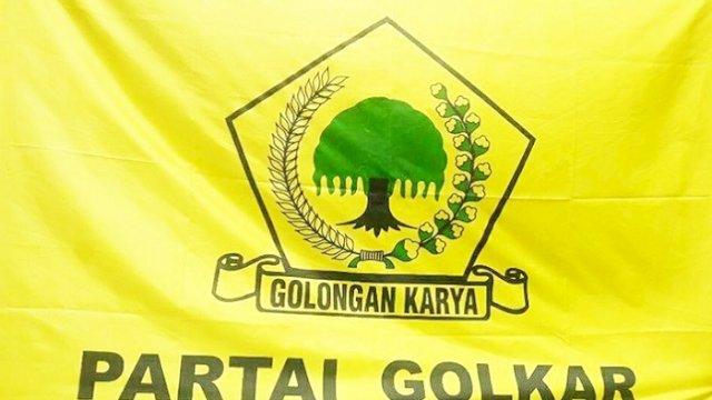 Ilustrasi: Bendera Partai Golkar (int)