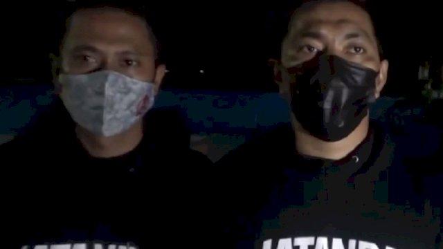 Kasubnit 2 Jatanras Polrestabes Makassar, Ipda Nasrullah.