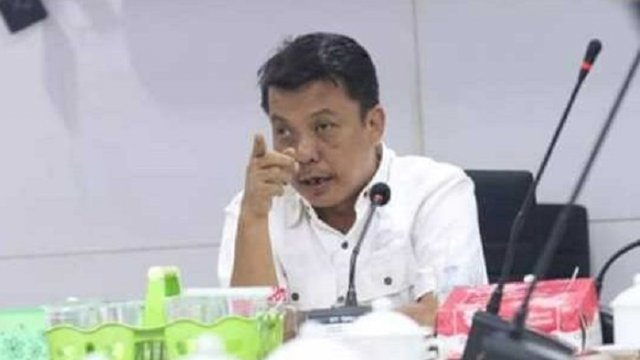 Ketua Komisi D DPRD Makassar, Abdul Wahab Tahir.