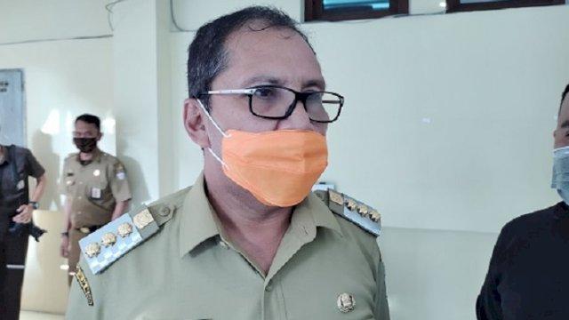 Walikota Makassar Mohammad Ramdhan 'Danny' Pomanto.