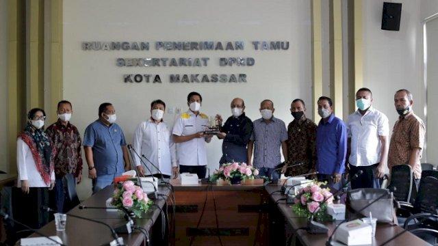 DPRD Makassar Kebanjiran Tamu dari Berbagai Daerah