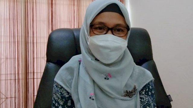 Kepala Dinas Kesehatan Kabupaten Sinjai dr. Emmy Kartahara Malik.