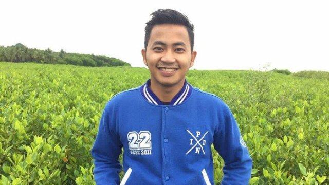 Ketua Penjaringan dan penyaringan bakal calon ketua KONI Sinjai, Ikramullah.