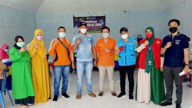 Program vaksinasi Covid-19 di Luwu Utara terus digenjot.