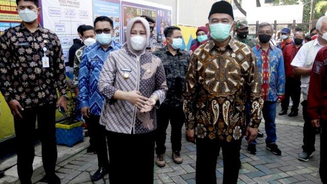 Menko PMK Muhadjir Effendy: Makassar Peka dan Tanggap Cepat Tangani Covid
