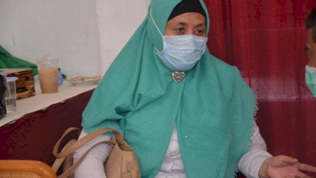 Kepala Badan Pengelola Keuangan dan Aset Daerah (BPKAD) Sinjai, Hj Ratnawati Arif