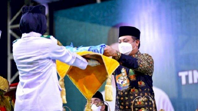 Nilai Sama dengan Sidrap, Makassar Juara Umum STQH XXXII Tingkat Sulsel