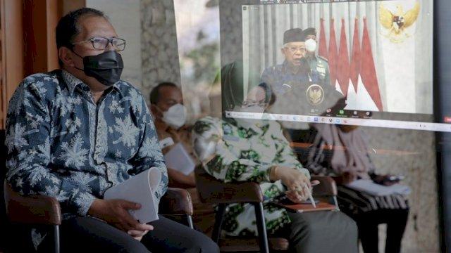 """Walikota Makassar Moh. Ramdhan """"Danny"""" Pomanto."""