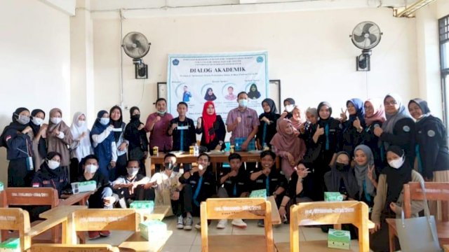 HIMJIP Universitas Muhammadiyah Makassar Sukses Gelar Dialog Akademik