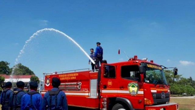 Rumah Makan dan Gedung Pelayanan Publik Wajib Miliki Sistem Proteksi Kebakaran
