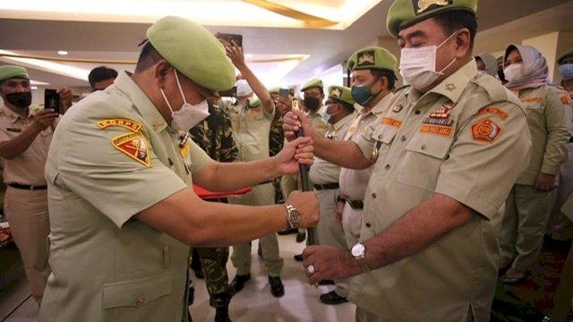 Abdul Hayat Gani terpilih secara aklamasi sebagai Ketua Pemuda Panca Marga (PPM) Sulsel dalam Musda yang berlangsung di Hotel Grand Asia Makassar, Minggu (27/6/2021).