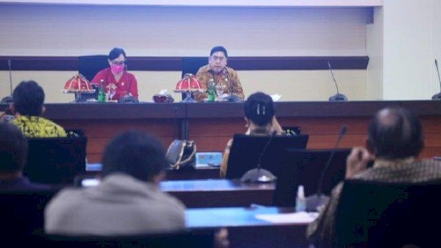 Terkait Masalah Lahan SMAN 4 Makassar, DPD RI Turun Tangan