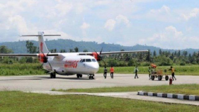Wings Air Buka Rute Makassar-Poso-Makassar, Ini Jadwal dan Tarifnya