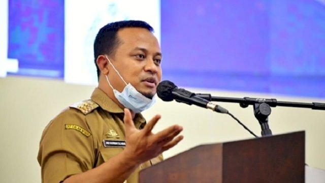 Plt Gubernur Sulsel, Andi Sudirman Sulaiman.