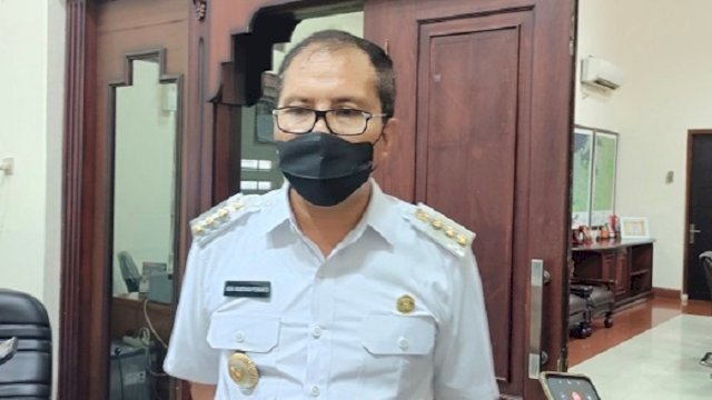 Walikota Makassar Moh Ramdhan 'Danny' Pomanto