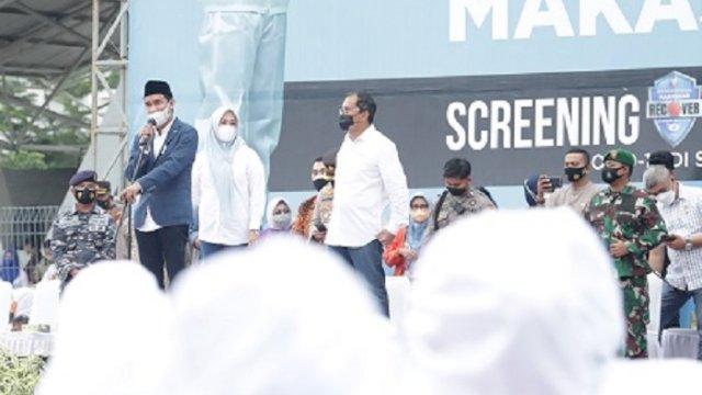 DPRD Makassar Minta Masyarakat Dukung Satgas Detektor
