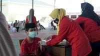 BIN Gelar Vaksinasi Massal di Gowa, Sasar Santri Madrasah