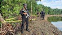 Bersihkan Empang, Warga Temukan Benda Diduga Bom Pesawat di Sibulue Bone