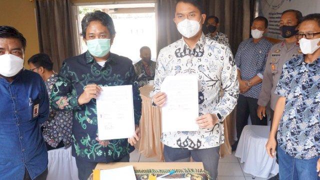 KPU Gandeng Pemkab Sinjai Gulirkan Program Desa Peduli Pemilu