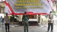 Panglima TNI Tinjau Isolasi Terpusat di Sleman, Ingatkan Tetap Tegakkan Prokes