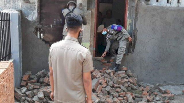 Tembok yang Tutup Rumah Tahfiz Dibongkar