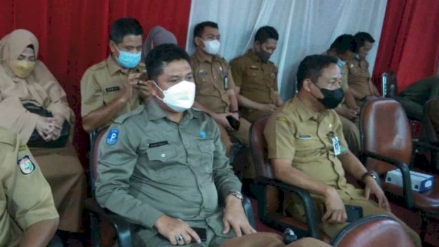 Perumda Makassar Raya All Out Dukung Program Danny-Fatma