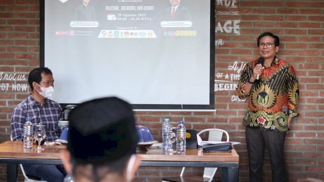 Jubir Presiden Fadjroel Rachman: Dokter Fadli Ananda Ikon Milenial Sulsel