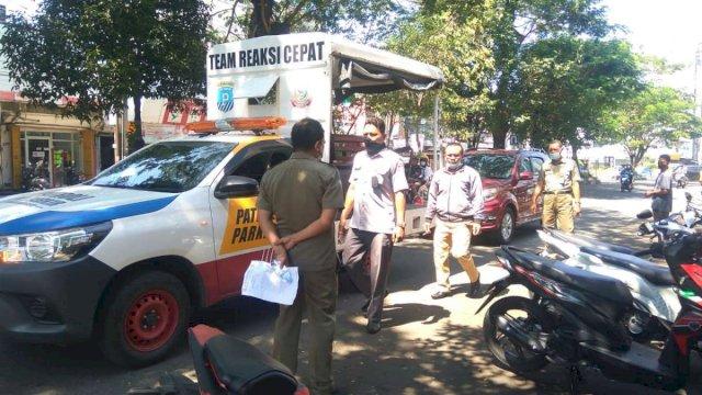 Perumda Parkir Makassar Genjot Pendapatan Dimasa Pandemi
