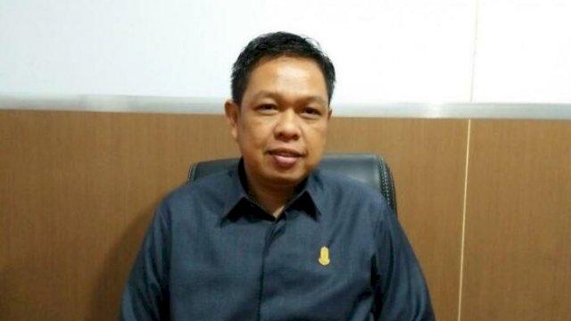 Anggota DPRD Makassar dari Partai Demokrat, Abdi Asmara