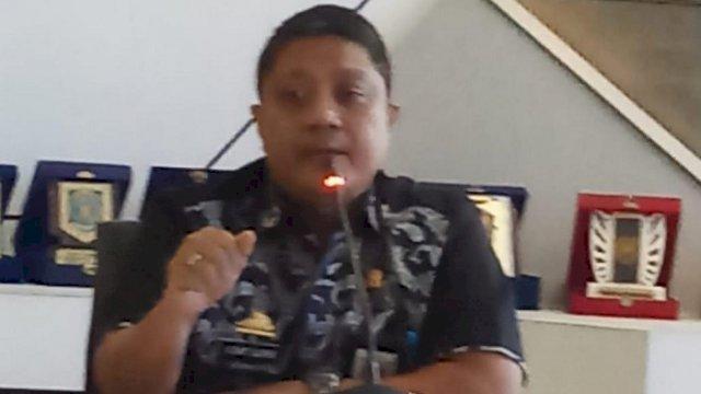 Kepala Balitbangda Makassar, Andi Bukti Djufrie