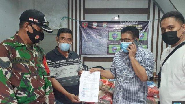 3.870 Penerima Bansos di Bontoala, Camat: Penyalurannya Secara Bertahap