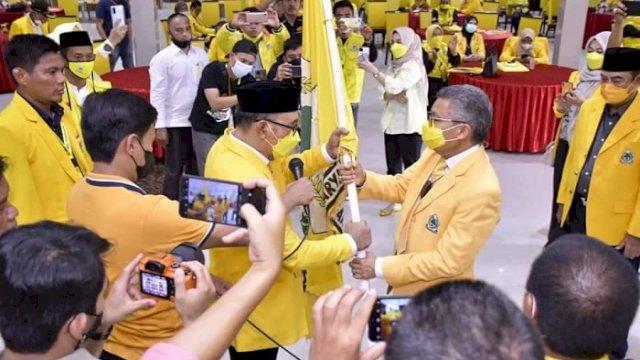 Nirwan Arifuddin Pimpin Golkar Bulukumba, Taufan Pawe: Cepat Bentuk Pengurus hingga Tingkat Desa