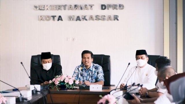 DPRD Wajo Kunjungi DPRD Makassar, Nurhaldin Paparkan Langkah Perbaikan Sistem Pendidikan