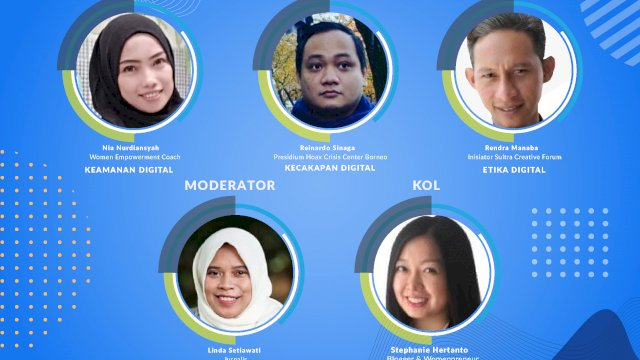 Berinternet Sehat, Lindungi Keluarga dari Kecanduan Digital