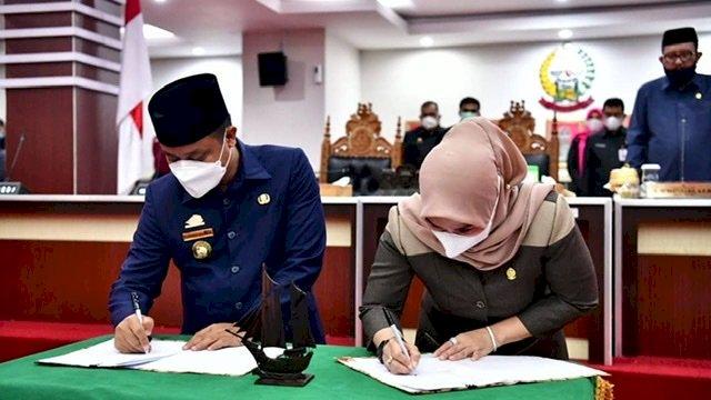 Rancangan KUA-PPAS Disepakati, Andi Sudirman: Terima Kasih DPRD