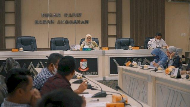 Bamus DPRD Makassar Tetapkan Agenda Dewan, Dorong Percepatan Pembahasan Ranperda