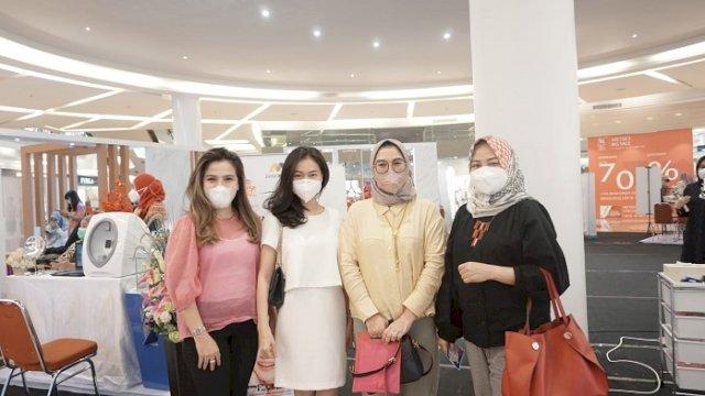Digelar hingga 19 September, Makassar Beauty Expo Selalu Ramai Pengunjung