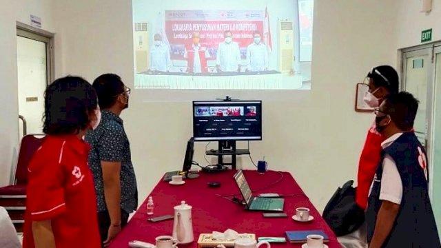 Terverifikasi BPOM, PMI Makassar Ditunjuk Jadi Tempat Uji Kompetensi Mandiri LSP