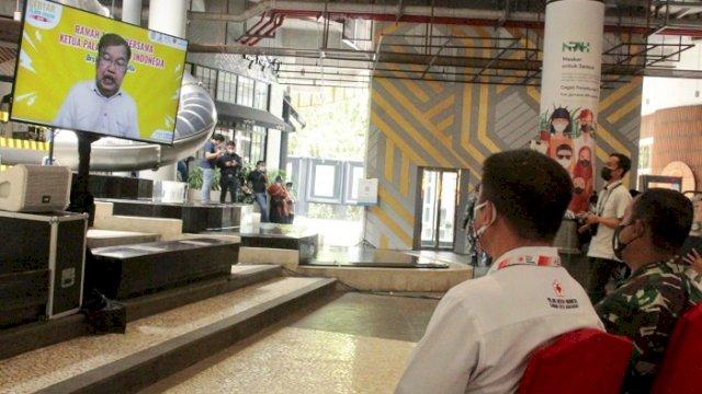 JK Apresiasi Gebyar 75.000 Vaksinasi yang Digelar PMI Makassar