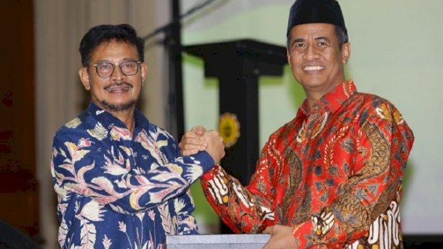 Syahrul Yasin Limpo (SYL) dan Andi Amran Sulaiman (AAS).