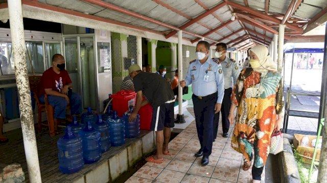 Vaksin Warga Binaan Lapas Narkotika Sungguminasa 100 Persen, Aliyah Gandeng KKP dan Poltekkes