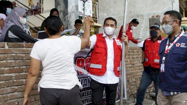 Deng Ical Kunjungi Korban Kebakaran di Dua Lokasi, Harap Masyarakat Ikut Membantu