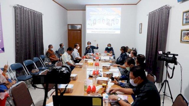 Ketua DPRD Makassar Diskusikan Urgensi Belajar Tatap Muka, Hadirkan Dinas Pendidikan dan Pakar